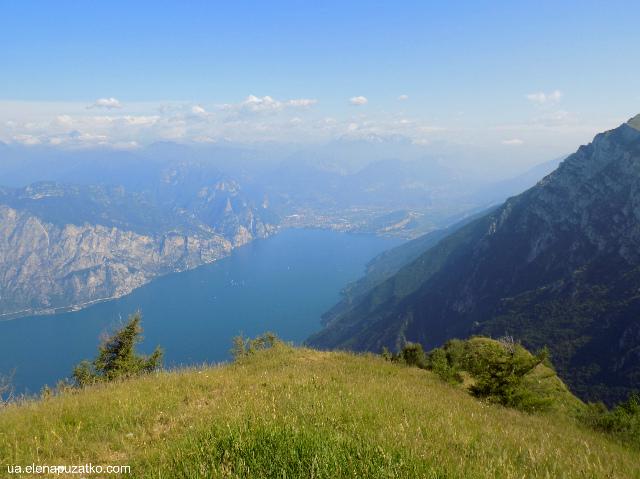 гора монте бальдо італія фото 9
