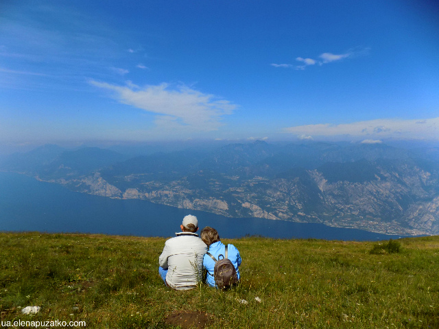 гора монте бальдо італія фото 8