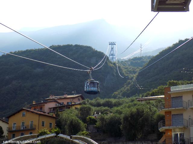 гора монте бальдо італія фото 1