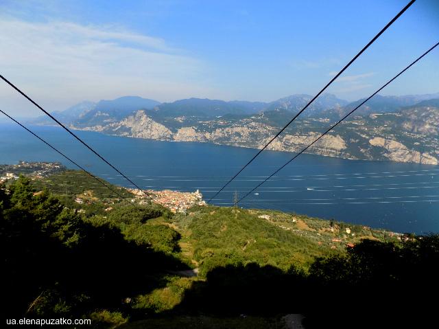 гора монте бальдо італія фото 2