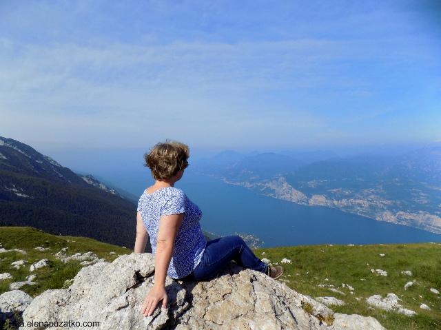 гора монте бальдо італія фото 4