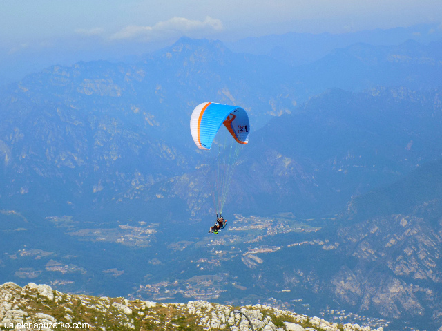 гора монте бальдо італія фото 6