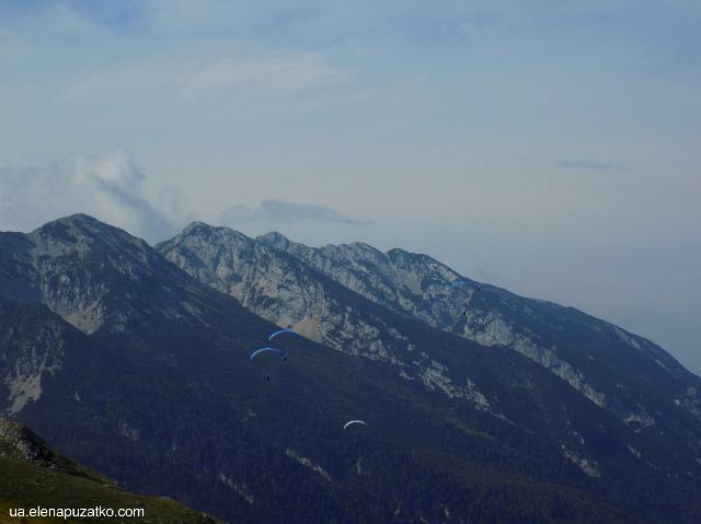 гора монте бальдо італія фото 7