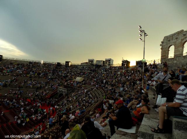 оперний фестиваль у вероні  фото 3