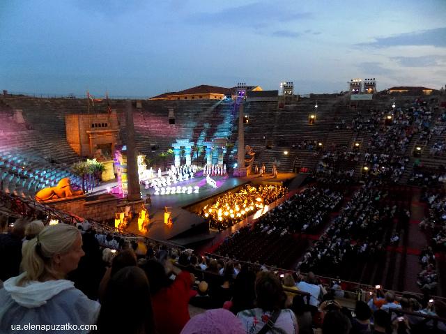 оперний фестиваль у вероні  фото 4