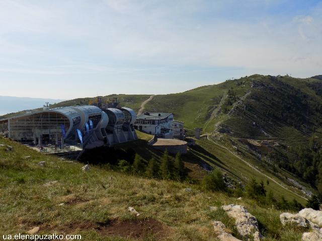 гора монте бальдо італія фото 3