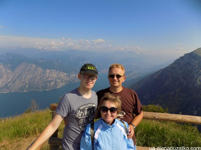 гора монте бальдо італія фото 10