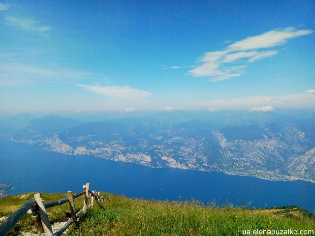 гора монте бальдо італія фото 11