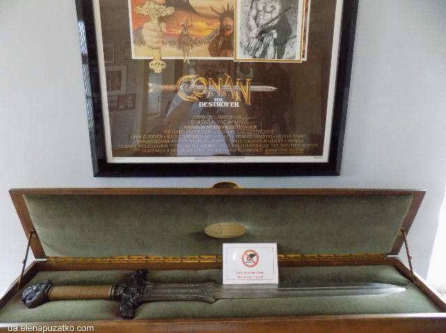 музей арнольда шварценеггера фото 9