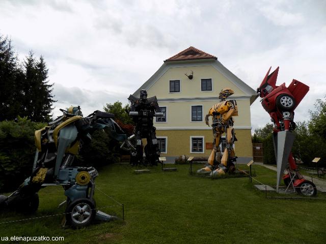 музей арнольда шварценеггера фото 11
