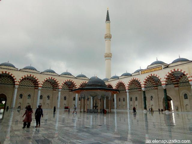 мечеть чамлиджа стамбул фото 10