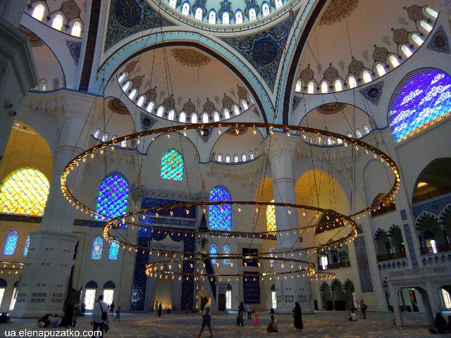 мечеть чамлиджа стамбул фото 16