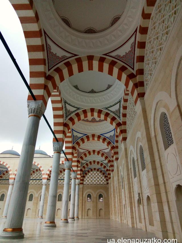 мечеть чамлиджа стамбул фото 12