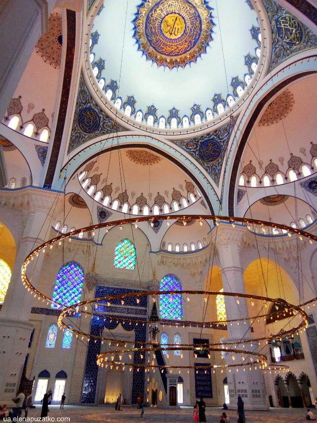 мечеть чамлиджа стамбул фото 14