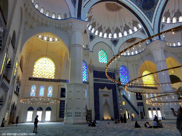 мечеть чамлиджа стамбул фото 19