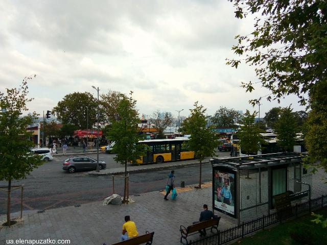 Ускюдар Стамбул автобус фото