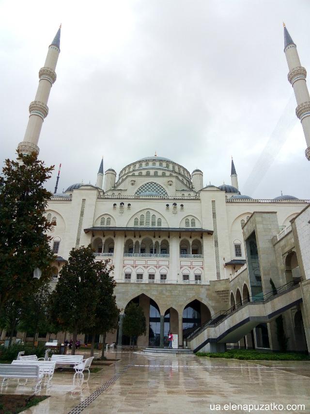 мечеть чамлиджа стамбул фото 3
