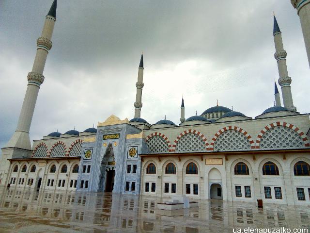 мечеть чамлиджа стамбул фото 8