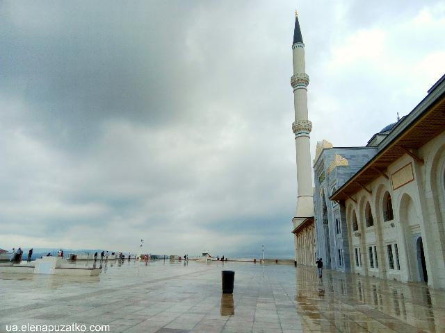 мечеть чамлиджа стамбул фото 9