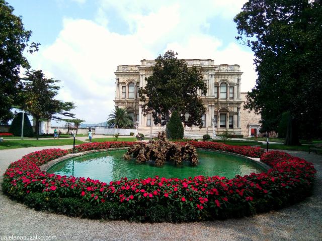 палац бейлербей стамбул фото 12