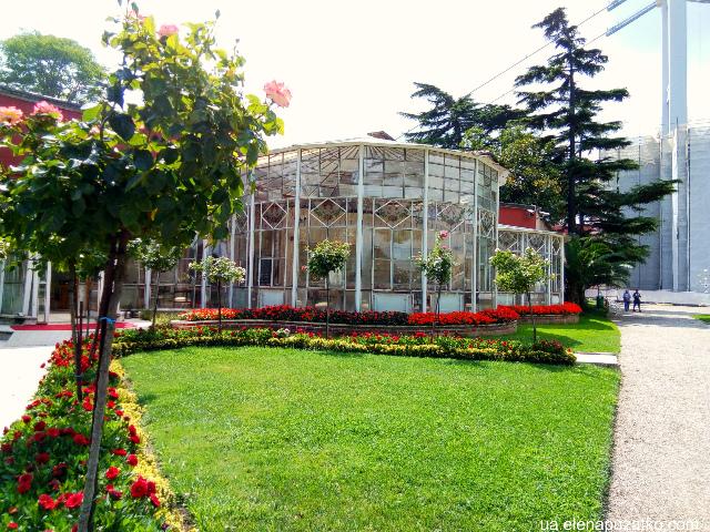 палац бейлербей стамбул фото 4