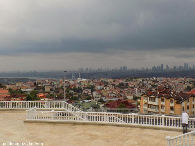 мечеть Чамлиджа Стамбул фото - 13