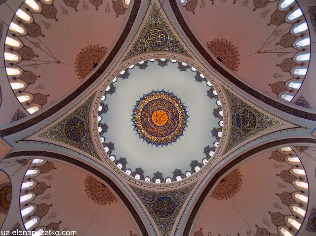 мечеть чамлиджа стамбул фото 17