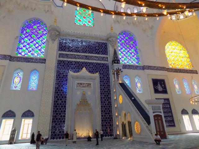 мечеть чамлиджа стамбул фото 18