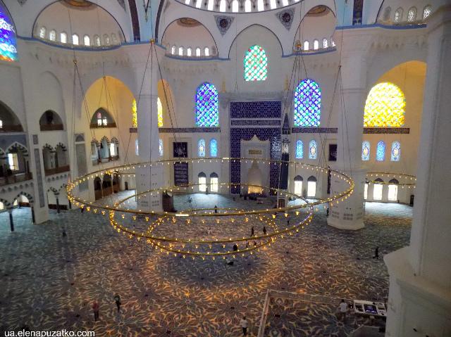 мечеть чамлиджа стамбул фото 13
