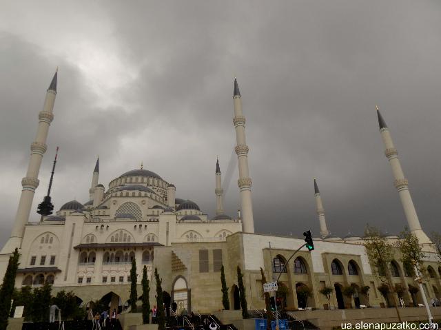 мечеть чамлиджа стамбул фото 6