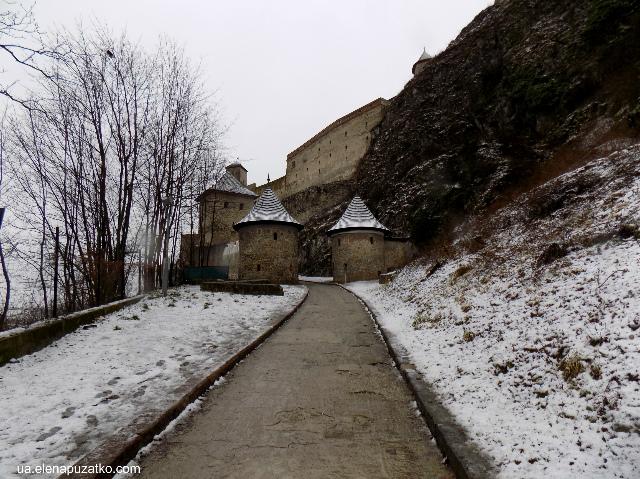 тренчианський замок словаччина фото 3