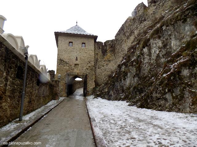 тренчианський замок словаччина фото 4