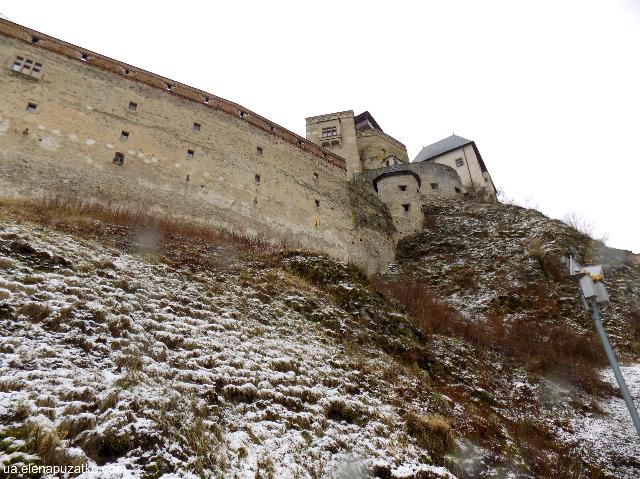 тренчианський замок словаччина фото 1