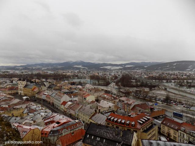 тренчианський замок словаччина фото 6