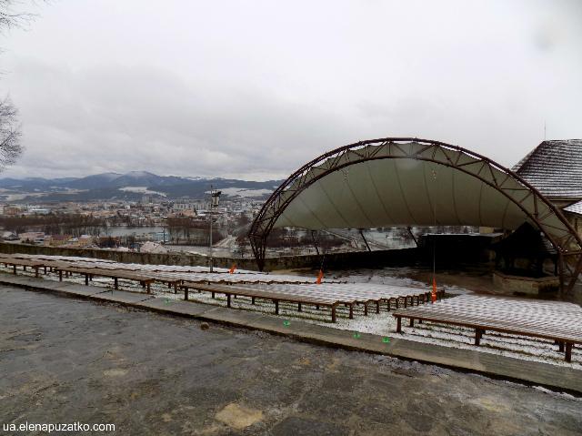 тренчианський замок словаччина фото 10