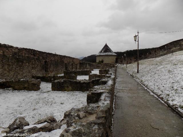 тренчианський град словаччина фото 2