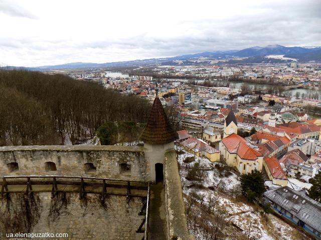тренчианський град словаччина фото 8