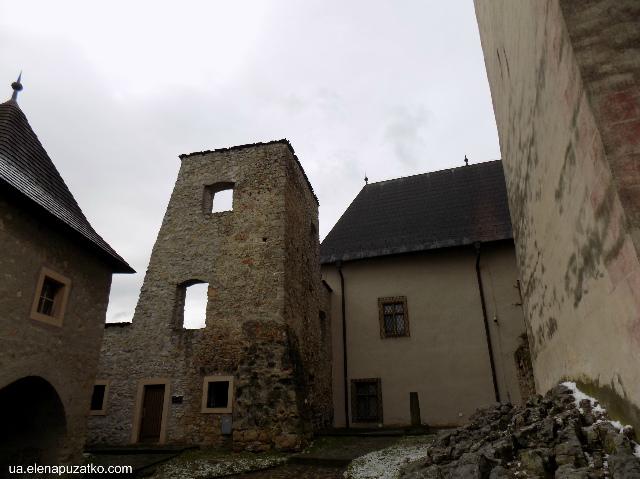 тренчанський град словаччина фото 2