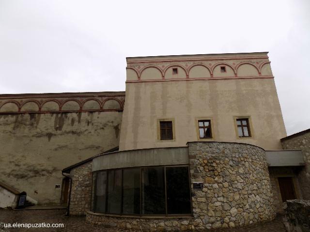 тренчанський град словаччина фото 14