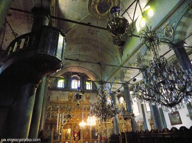 храм святого георгія в стамбулі фото -7