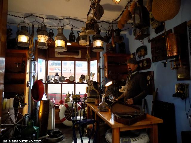 Музей Рахмі Коча Стамбул фото -25