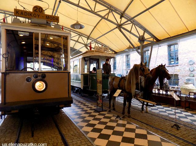 Музей Рахмі Коча Стамбул фото -27