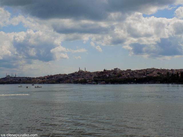 Стамбул Золотой Рог фото -34
