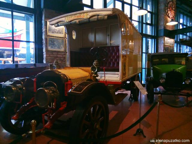 Музей Рахмі Коча Стамбул фото -12
