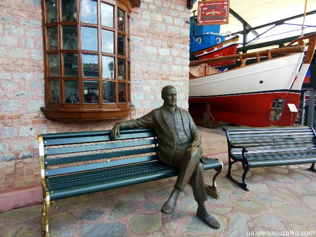 Музей Рахмі Коча Стамбул фото -19