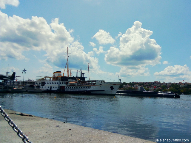 Музей Рахмі Коча Стамбул фото -21