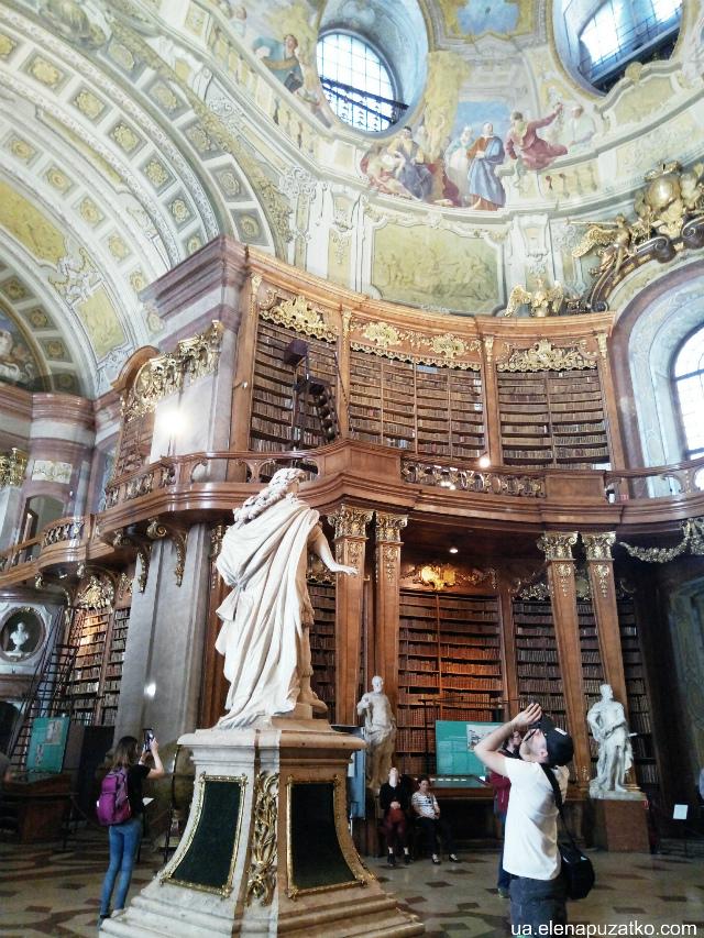 австрійська національна бібліотека фото-20