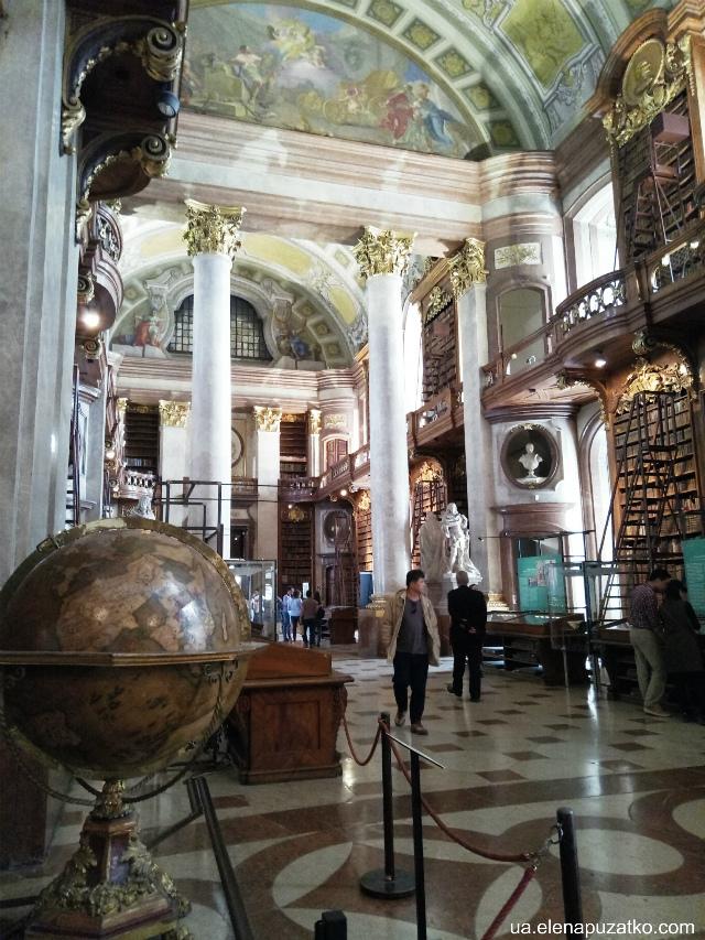 австрійська національна бібліотека фото-21