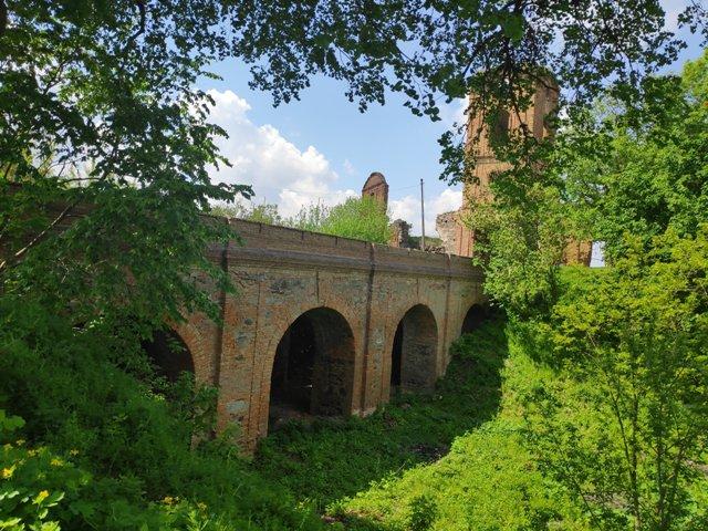 Корецький замок фото 6