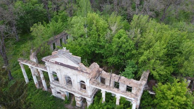 палац Залеського (Браницьких) у Руде Село фото -1